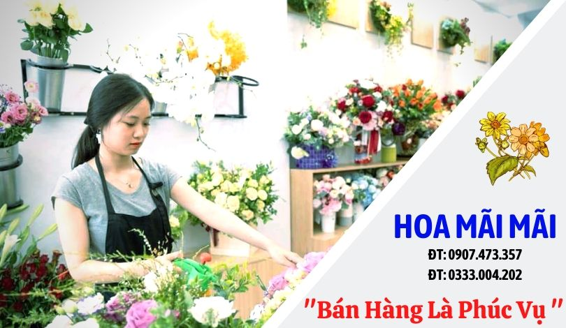 Top 7 Shop Hoa Tươi Đường Ông Ích Khiêm Đà Nẵng