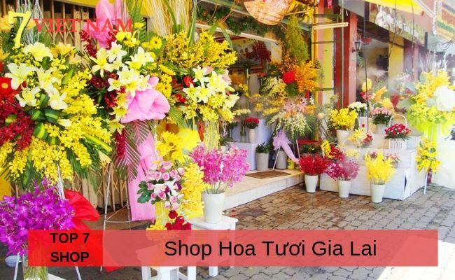 Top 7 Shop Hoa Tươi Tại Pleiku Gia Lai