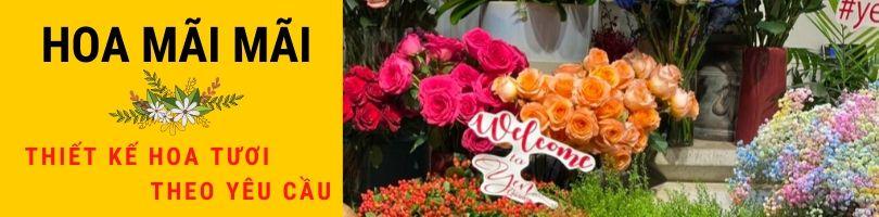Top 7 Shop Hoa Tươi Quận Hải Châu Đà Nẵng