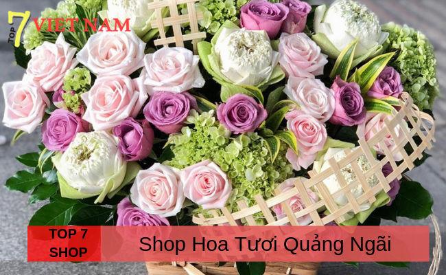 Shop Hoa Tươi Quảng Ngãi