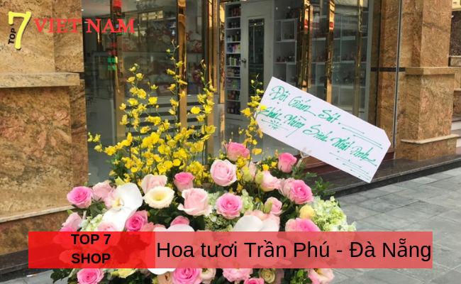 Top 7 Shop Hoa Đường Trần Phú Đà Nẵng