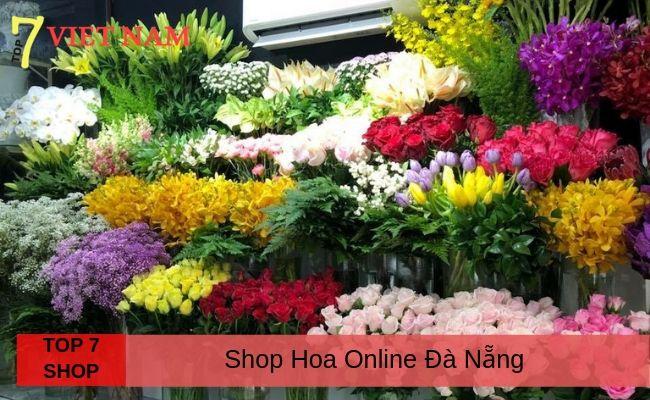 Top 7 Shop Đặt Hoa Online Đà Nẵng