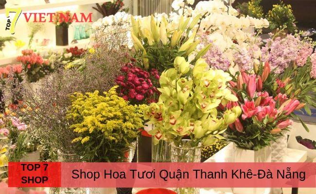 Top 7 Shop Hoa Quận Thanh Khê Đà Nẵng