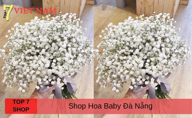 Top 7 Shop Hoa Baby Đà Nẵng