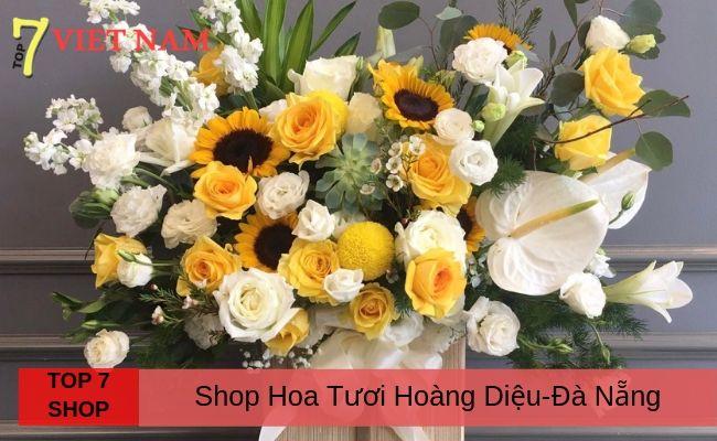Top 7 Shop Hoa Đường Hoàng Diệu Đà Nẵng