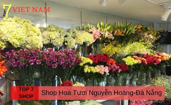 Top 7 Shop Hoa Tươi Đường Nguyễn Hoáng Đà Nẵng