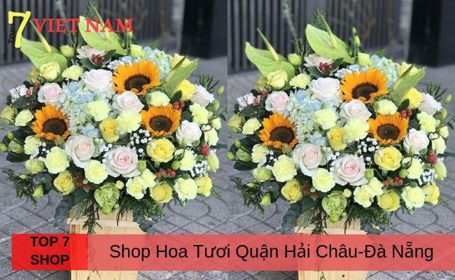 Top 7 Shop Hoa Tươi Hải Châu Đà Nẵng
