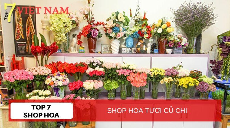 Top 7 Shop Hoa Tươi Củ Chi TPHCM
