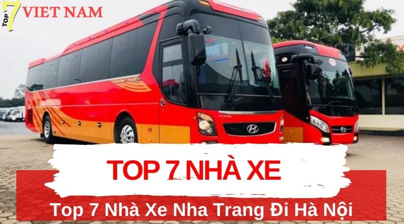 【Top 7】Nhà Xe Nha Trang Đi Hà Nội   Top 7 Việt Nam™
