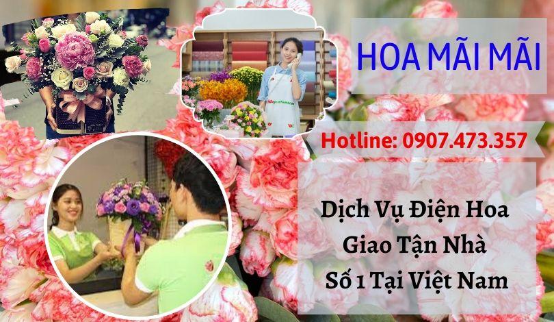Top 7 Shop Hoa Tươi Quận Nam Từ Liêm Hà Nội