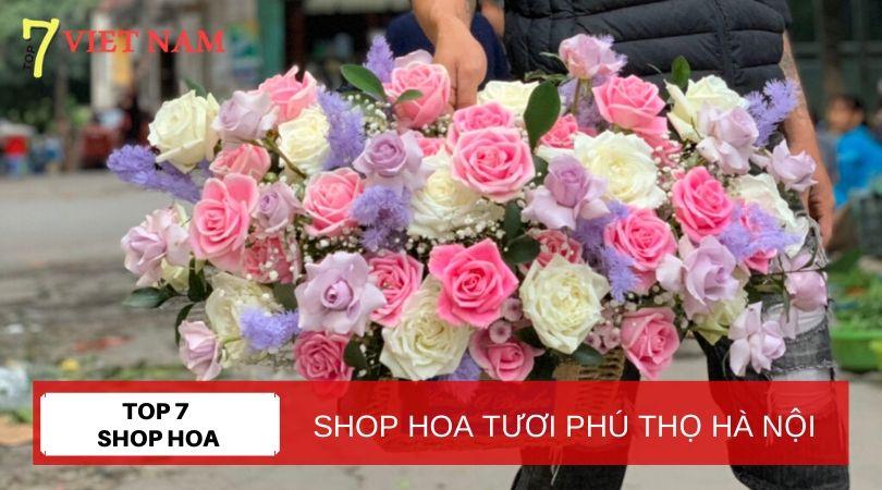Top 7 Shop Hoa Tươi Huyện Đan Phượng Hà Nội