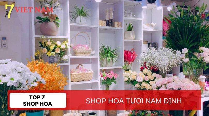 Top 7 Shop Hoa Tươi Nam Định
