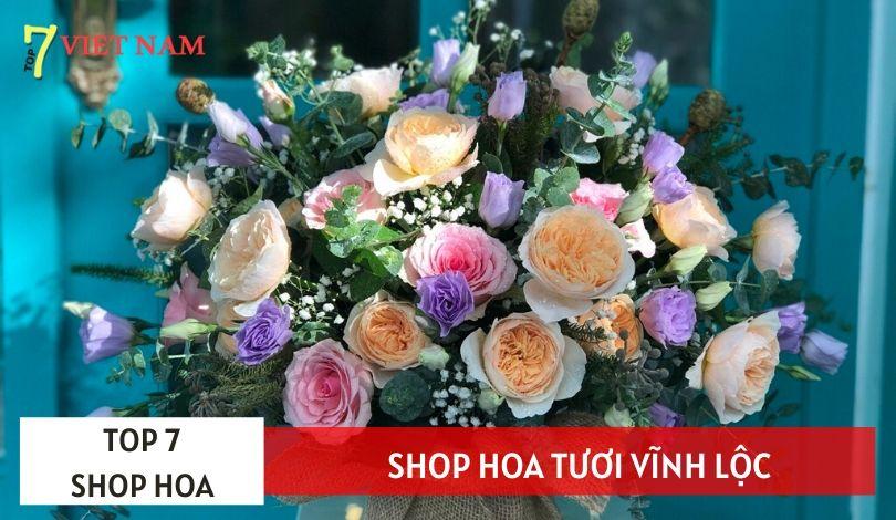 Top 7 Shop Hoa Tươi Huyện Vĩnh Lộc Thanh Hóa