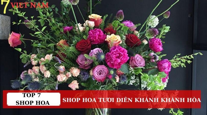 Top 7 Shop Hoa Tươi Huyện Diên Khánh Khánh Hòa