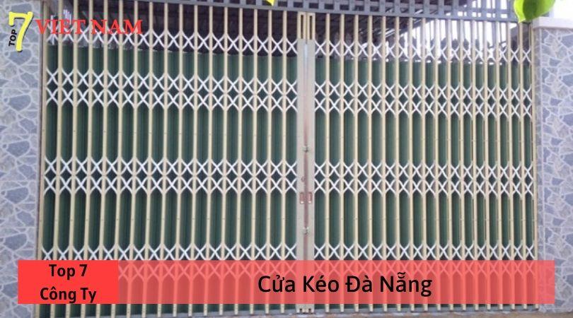 Top 7 Công Ty Cửa Kéo Đà Nẵng