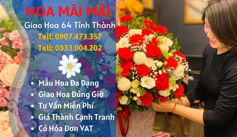 Top 7 Shop Hoa Tươi Thanh Hóa