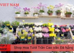 Top 7 Shop Hoa Tươi Đường Trần Cao Vân Đà Nẵng