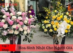 Top 7 Shop Hoa Sinh Nhật Cho Người Già, Người Lớn Tuổi Đà Nẵng