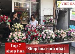 Top 7 Shop Hoa Sinh Nhật Đà Nẵng