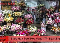 Top 7 Shop Hoa Tươi Hòa Vang Đà Nẵng