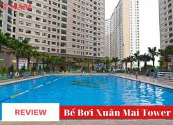 Review Bể Bơi Xuân Mai Tower – Q Hà Đông – Hà Nội