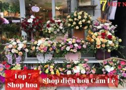 Top 7 Shop Điện Hoa Cẩm Lệ Đà Nẵng
