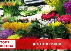 Top 7 Shop Hoa Tươi tp.HCM